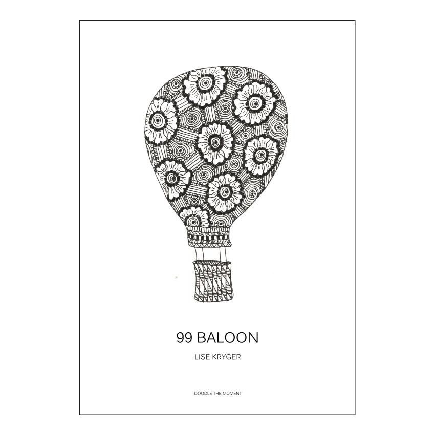 99 baloon - Lise Kryger