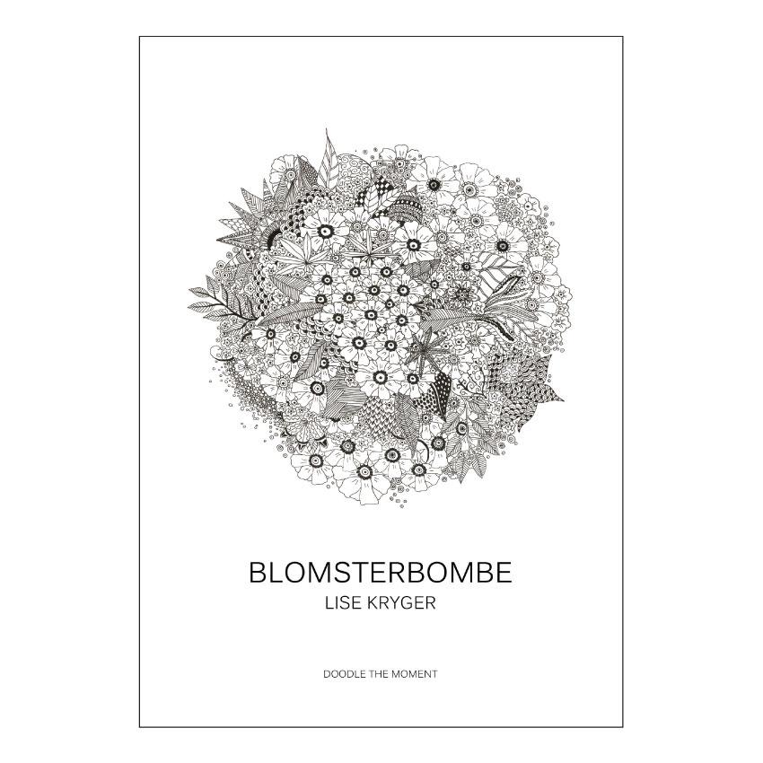 Blomsterbombe - Lise Kryger
