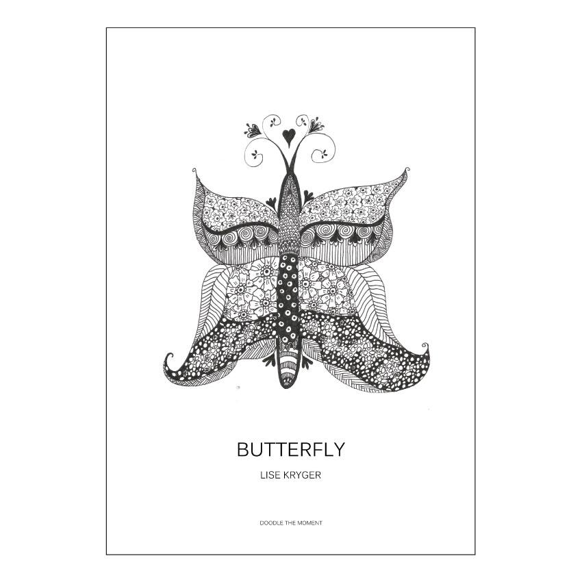 Butterfly - Lise Kryger