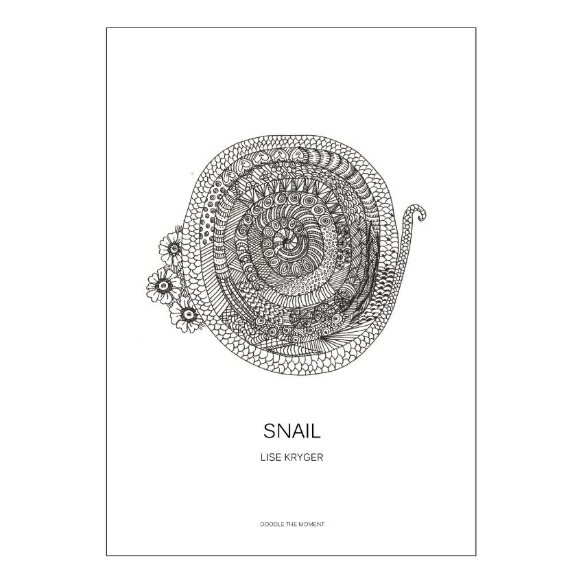 Snail - Lise Kryger